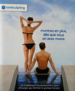 affiche coolsculpting